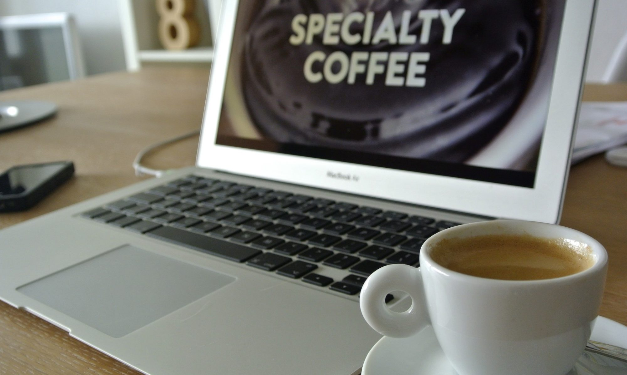 Van Alles Over Koffie