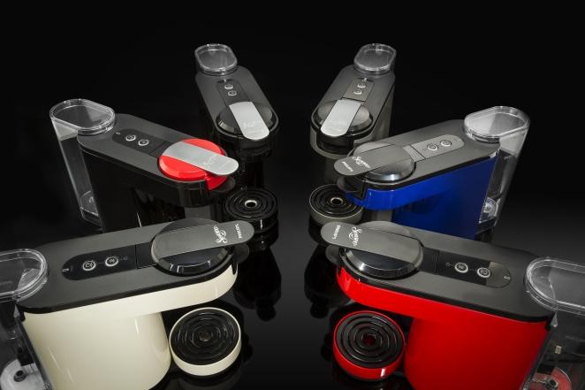 Senseo® Up in diversen kleuren