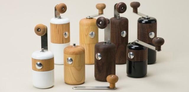 Handkoffiemolens collectie (1)