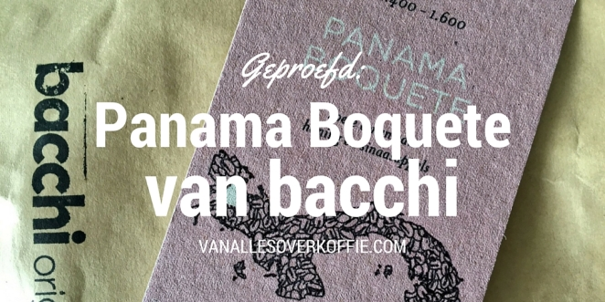 VAOK - Panama Boquete van bacchi
